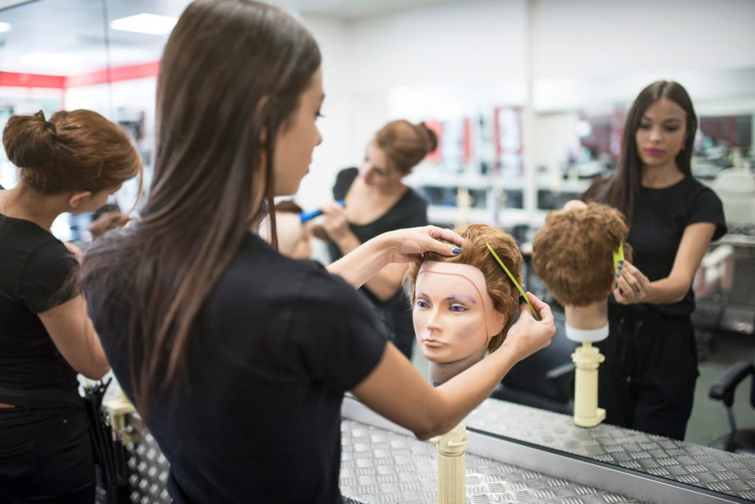 Hair and Beauty Academy Kappersopleidingen