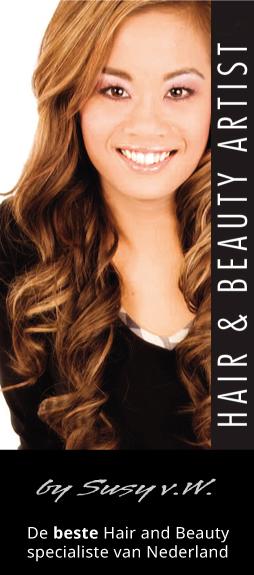 Susy van Wilgenburg - Hair and Beauty Artist
